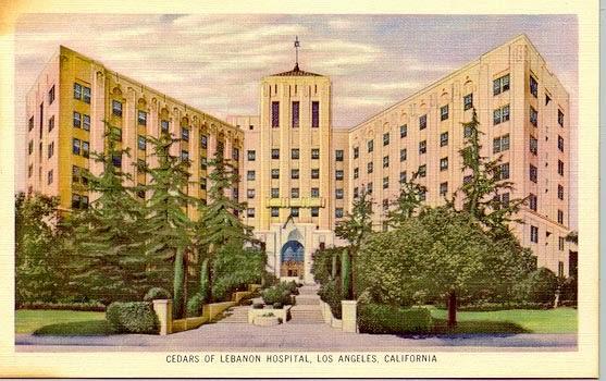 Cedars of Lebanon Hospital