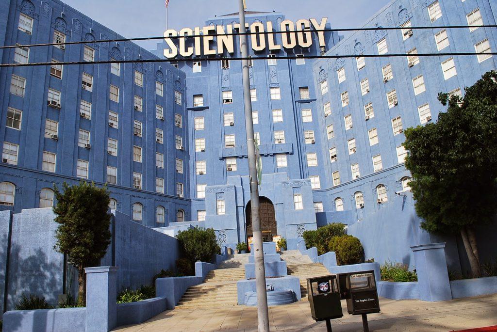 Cedars of Lebanon - Scientology
