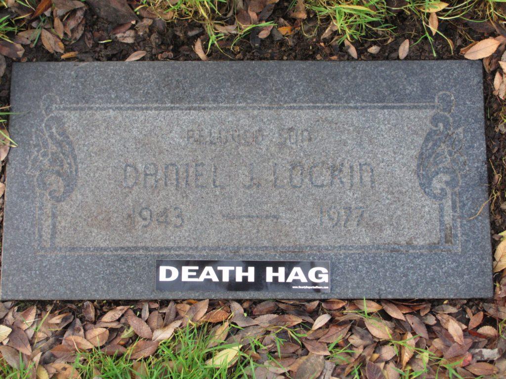 Danny Lockin Grave