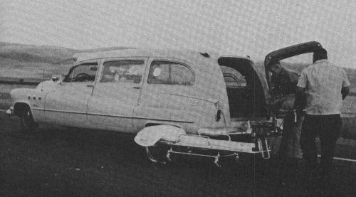 James Dean's Ambulance
