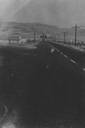 James Dean - Intersection in 1955