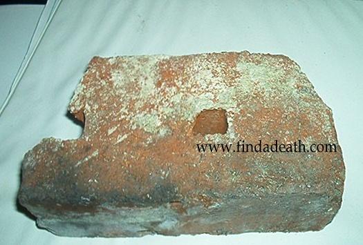 Fairmount High Scool Brick