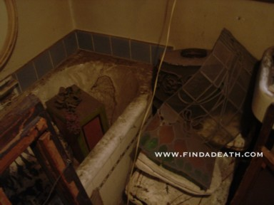 Kenneth Kendall's Bathtub