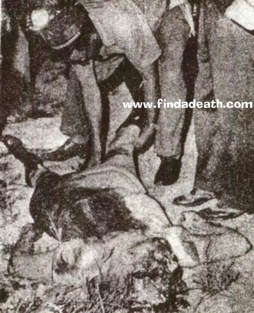 Jayne Mansfield - Dead