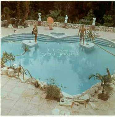 Jayne Mansfield Pool