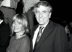 Penny and Garry Marshall