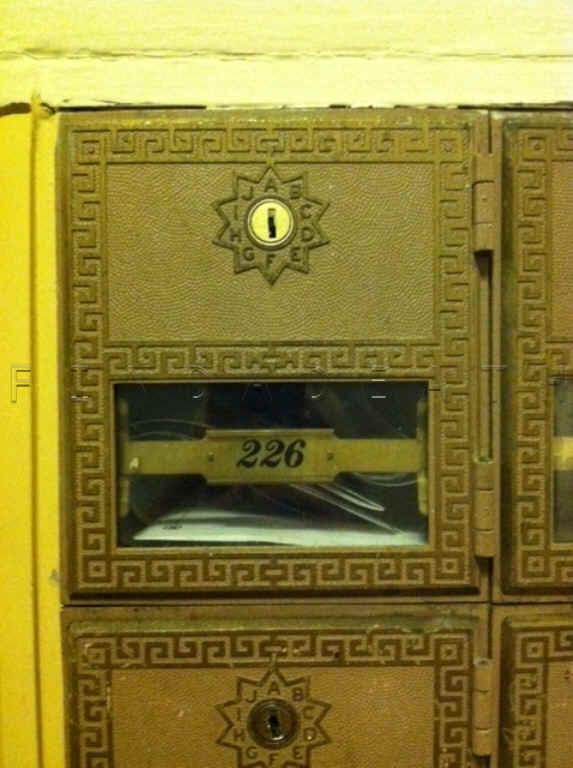 Victor Kilian's Mailbox