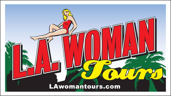 L.A. Woman Tours Logo